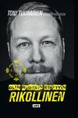 Olin Ruotsin etsityin rikollinen