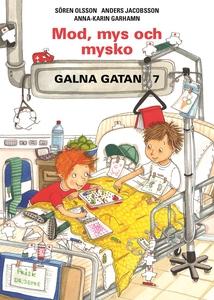 Mod, mys och mysko (e-bok) av Sören Olsson, And