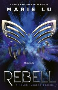 Rebell (e-bok) av Marie Lu