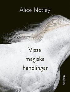 Vissa magiska handlingar (e-bok) av Alice Notle