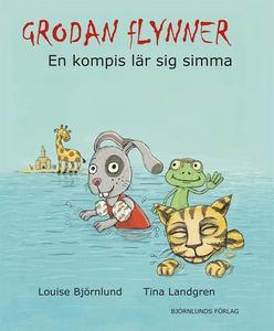 Grodan Flynner : En kompis lär sig simma (e-bok