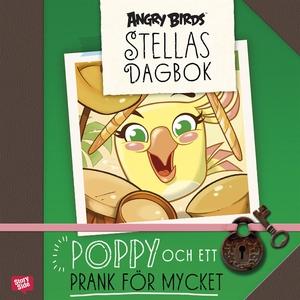 Poppy och ett prank för mycket (ljudbok) av Joj
