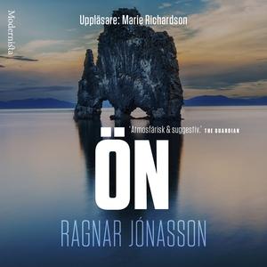 Ön (ljudbok) av Ragnar Jónasson