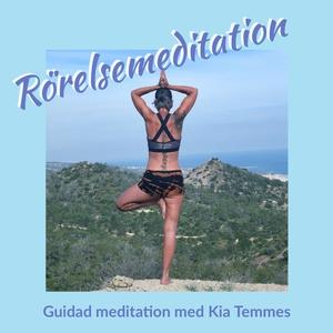 Rörelsemeditation (ljudbok) av Kia Temmes