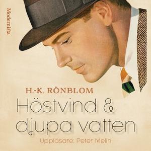 Höstvind och djupa vatten (ljudbok) av H. -K. R