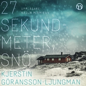 27 sekundmeter, snö
