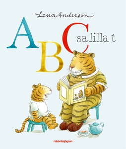ABC sa lilla t (e-bok) av Lena Anderson
