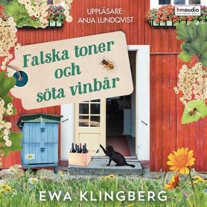 Falska toner och söta vinbär (ljudbok) av Ewa K
