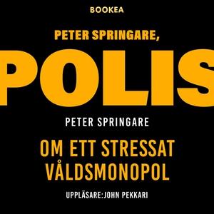 Peter Springare, polis (e-bok) av Peter Springa