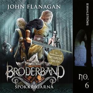 Spökkrigarna (ljudbok) av John Flanagan