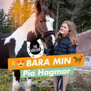 Bara min (ljudbok) av Pia Hagmar