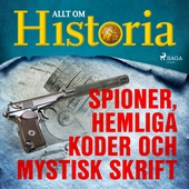 Spioner, hemliga koder och mystisk skrift