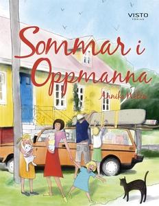 Sommar i Oppmanna (e-bok) av Annika Wilén