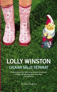 Lyckan säljs separat (e-bok) av Lolly Winston