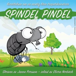 Spindel Pindel (ljudbok) av Janne Persson