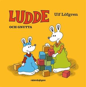 Ludde och Gnutta (ljudbok) av Ulf Löfgren