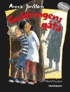 Guldringens gåta (e-bok) av Anna Jansson