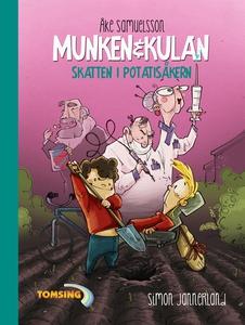 Skatten i Potatisåkern (e-bok) av Åke Samuelsso