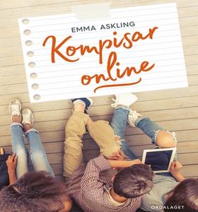Kompisar online (ljudbok) av Emma Askling