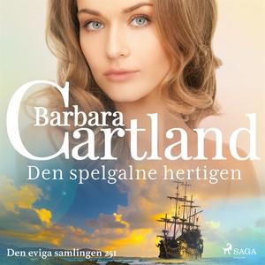 Den spelgalne hertigen (ljudbok) av Barbara Car