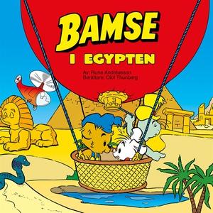 Bamse i Egypten (e-bok) av Rune Andréasson