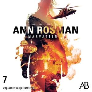 Marvatten (ljudbok) av Ann Rosman