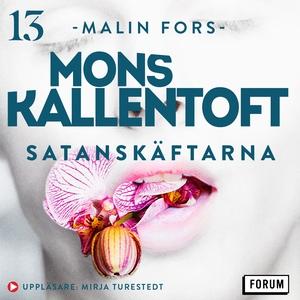 Satanskäftarna (ljudbok) av Mons Kallentoft