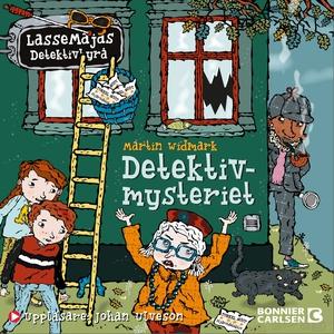 Detektivmysteriet (ljudbok) av Martin Widmark