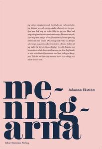Meningarna (e-bok) av Johanna Ekström