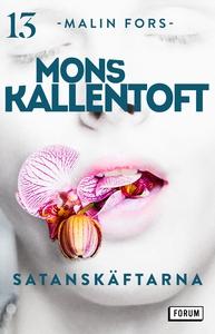Satanskäftarna (e-bok) av Mons Kallentoft