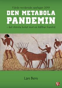 Den metabola pandemin (e-bok) av Lars Bern