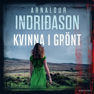 Kvinna i grönt (ljudbok) av Arnaldur Indridason