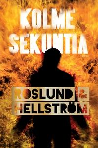 Kolme sekuntia (e-bok) av Anders Roslund, Börge