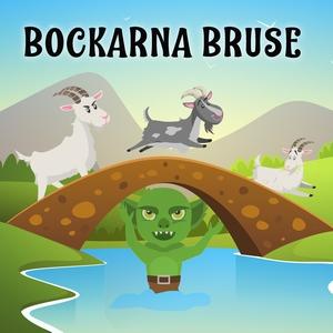 Bockarna Bruse (ljudbok) av Jørgen Moe, Peter C