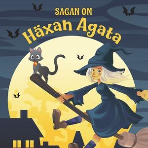 Sagan om häxan Agata (ljudbok) av