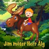 Jim möter Herr Älg