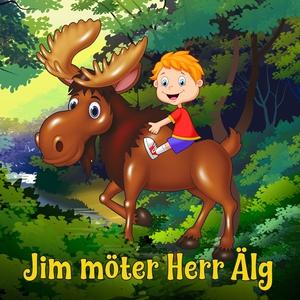 Jim möter Herr Älg (ljudbok) av