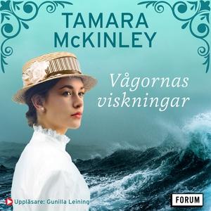 Vågornas viskningar (ljudbok) av Tamara McKinle