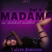 Madame 3: En delikat måltid - erotisk novell