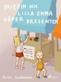 Josefin och lilla Emma köper presenter