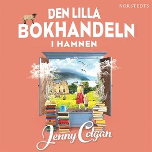 Den lilla bokhandeln i hamnen (ljudbok) av Jenn