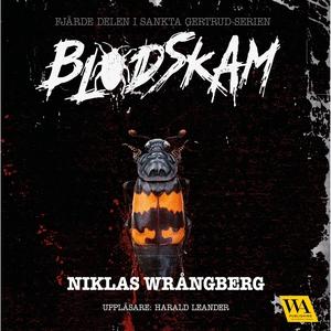 Blodskam (ljudbok) av Niklas Wrångberg