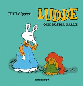 Ludde och busiga nalle (e-bok) av Ulf Löfgren