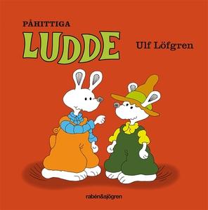 Påhittiga Ludde (e-bok) av Ulf Löfgren