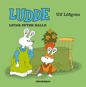 Ludde letar efter nalle (e-bok) av Ulf Löfgren