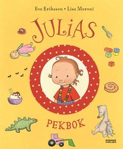 Julias pekbok (e-bok) av Eva Eriksson, Lisa Mor