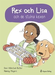 Rex och Lisa och de stulna kexen (e-bok) av Dor