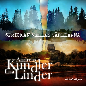 Sprickan mellan världarna (ljudbok) av Andreas