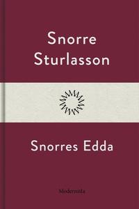 Snorres Edda (e-bok) av Snorre Sturlasson
