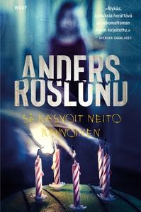 Sä kasvoit neito kaunoinen (e-bok) av Anders Ro
